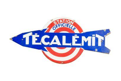 TECALEMIT Station officielle.  Émaillerie...