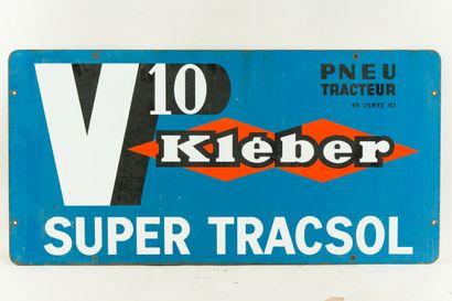 KLÉBER V10 Super tracsol, pneu tracteur....