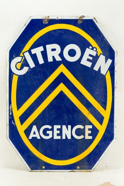 CITROËN Agence (Automobiles).  Sans mention...