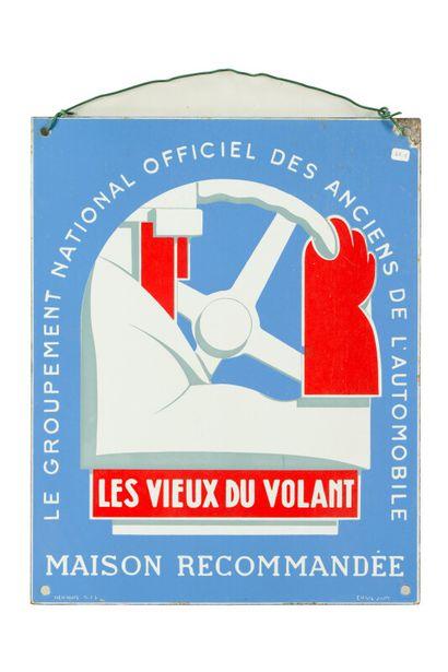 LES VIEUX DU VOLANT, Maison recommandée....