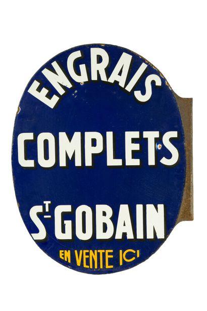 St. GOBAIN ENGRAIS.  Sans mention d'émaillerie,...