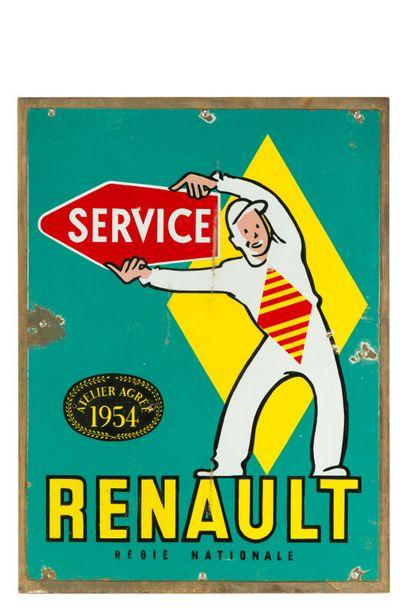 RENAULT Service Régie Nationale.  Sans mention...