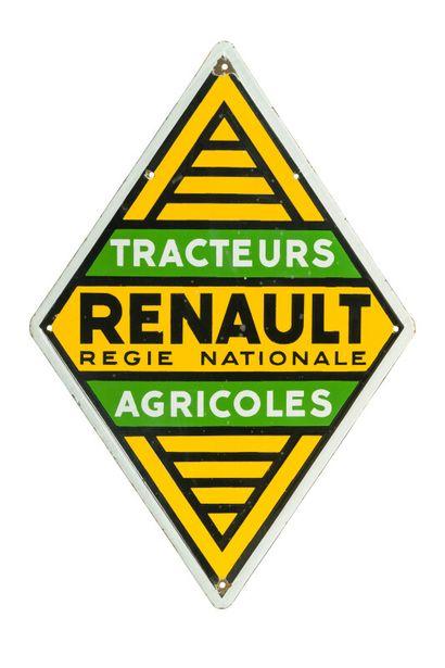 RENAULT Régie Nationale, Tracteurs agricoles....