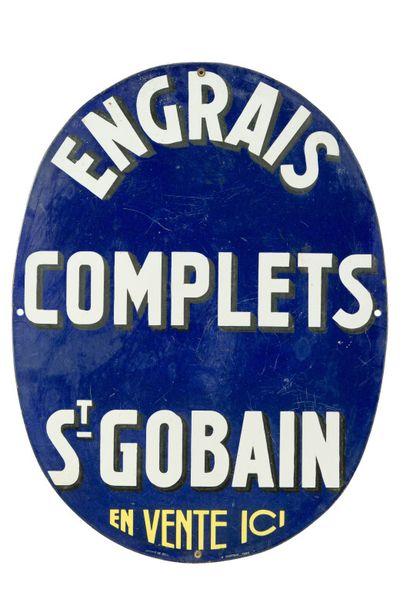 St. GOBAIN ENGRAIS COMPLET.  Mention