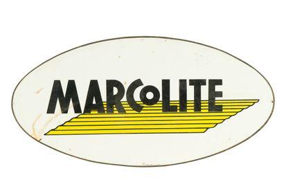 MARCOLITE (Matériaux plastique).  Émaillerie...