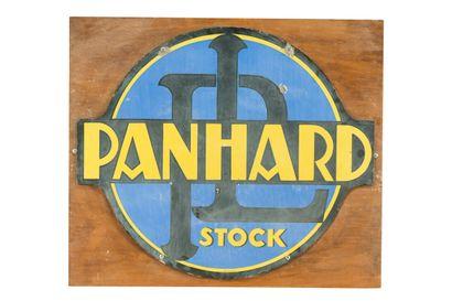 PANHARD stock (Automobiles PANHARD et LEVASSOR)....