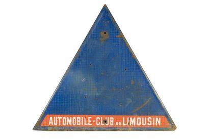 AUTOMOBILE CLUB DU LIMOUSIN.  Sans mention...
