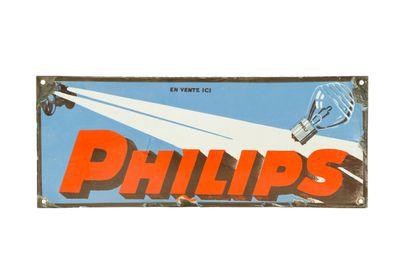 PHILIPS (Lampes automobiles).  L'Émaillo-gravure,...