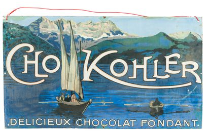 CHOKOHLER, délicieux chocolat fondant.  Sans...