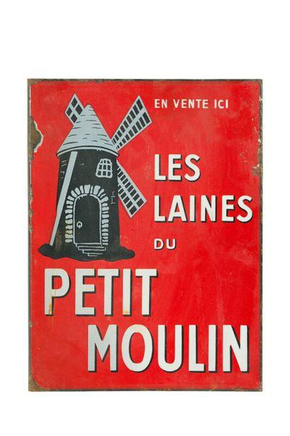 PETIT MOULIN Les laines du.  Sans mention...