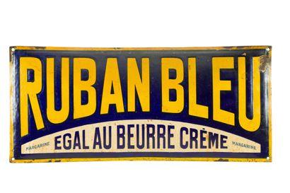 RUBAN BLEU, Égale au beurre crème.  Sans...