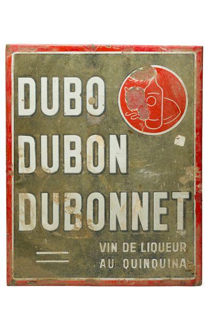 DUBO DUBON DUBONNET Vin de liqueur au quinquina....