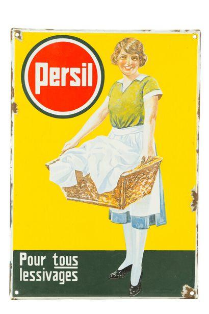 PERSIL Pour tous lessivages.  Sans mention...