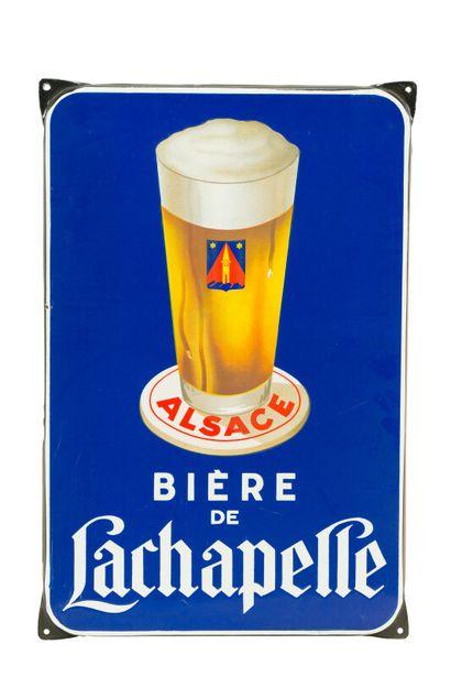 LACHAPELLE Bière de.  Émaillerie Alsacienne...