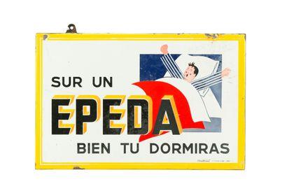 EPEDA (Matelas).  Forémail, Bruxelles, Belgique,...