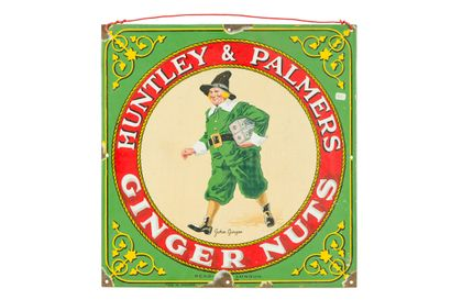 HUNTLEY & PALMERS Ginger Nuts.  Mention