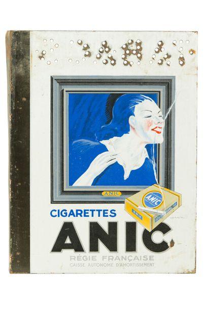 CELTIQUES / ANIC, Tabacs.  Signée d'après...