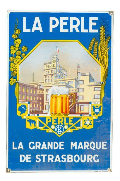 LA PERLE La grande marque de Strasbourg....