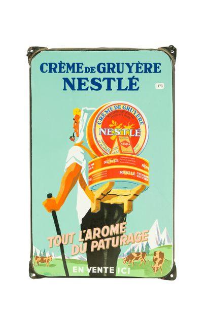 NESTLÉ CRÈME DE GRUYÈRE, Tout l'arôme du...