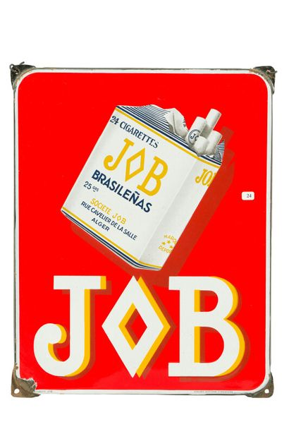 JOB Rue Cavelier de la Salle, Alger (Cigarettes)....