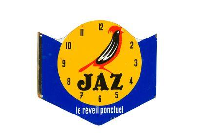 JAZ Le réveil ponctuel  Sans mention d'émaillerie,...