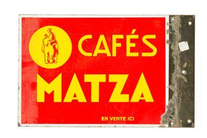 MATZA CAFÉS.  Émaillerie Alsacienne Strasbourg,...