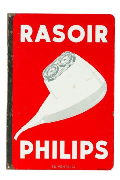 PHILIPS RASOIR.  Émaillerie Alsacienne Strasbourg,...