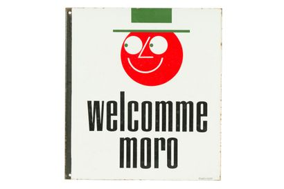 WELCOMME MORO (Laines).  Émaillerie Alsacienne...