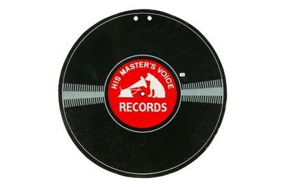 HIS MASTER VOICE / COLUMBIA Records  Sans...
