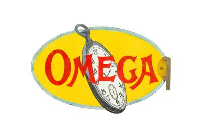 OMEGA (Horlogerie).  Émaillerie Alsacienne...