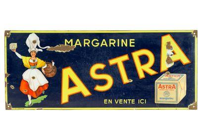 ASTRA Margarine.  Émaillerie Alsacienne Strasbourg,...