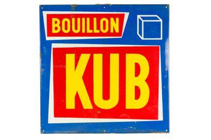 KUB Bouillon.  Émaillerie Alsacienne Strasbourg,...