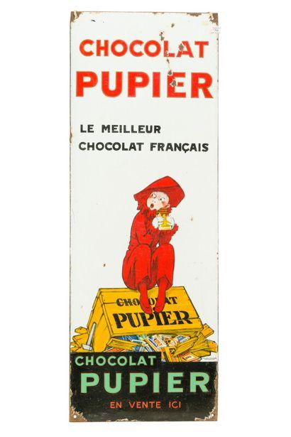 PUPIER, Chocolat, Le meilleur chocolat français....