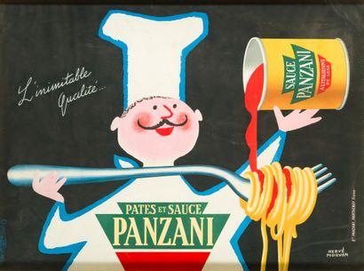 PANZANI, PATES et SAUCE, L'inimitable qualité....
