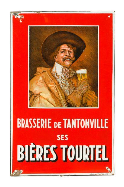 TOURTEL BIERES, Brasserie de Tantonville....