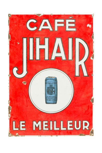 JIHAIR Café, Le meilleur.  Émaillerie Koekelberg,...