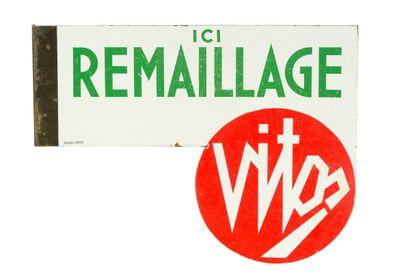 VITOS Remaillage  Émaillerie Alsacienne Strasbourg,...