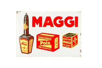 MAGGI Arome, Potages, Bouillon.  Sans mention...
