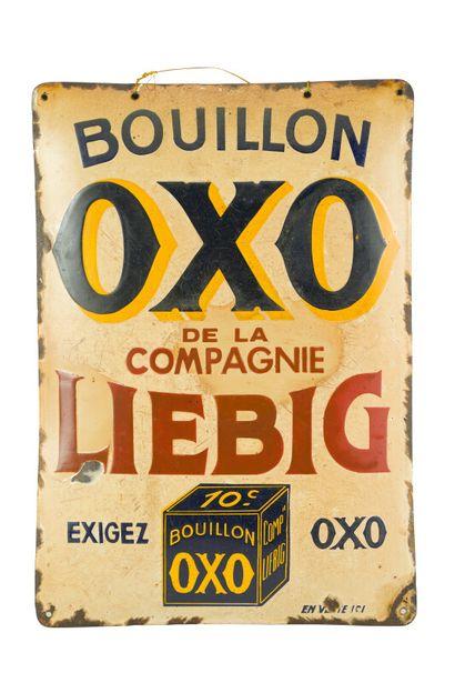 OXO Bouillon de la compagnie LIEBIG.  Sans...