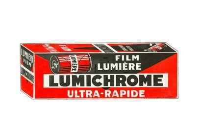 LUMICHROME Film Lumière.  L'Émaillo-gravure...