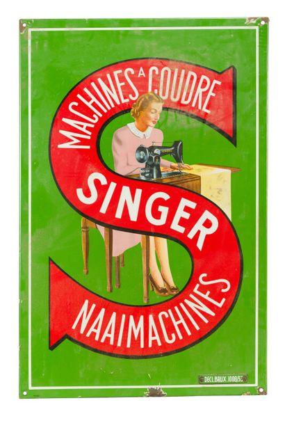 SINGER Machines à coudre / Naaimachines....