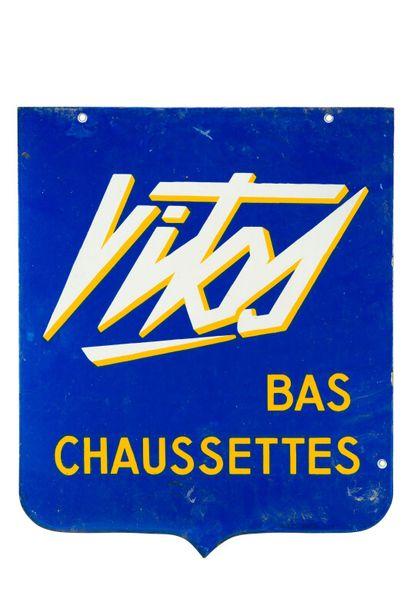 VITOS Bas chaussettes.  Émaillerie Alsacienne...