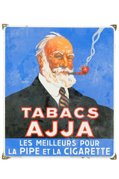 AJJA, Tabacs, les meilleurs pour la pipe...