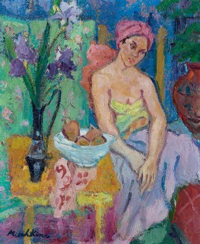 Olga MISCHKINE (1910-1985)
