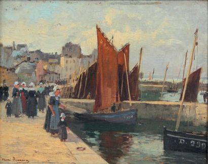 Henri BARNOIN (1882-1940)