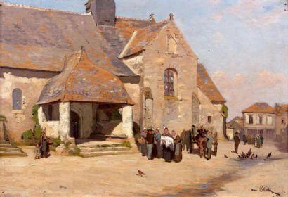 Henri SAINTIN(1846-1899)
