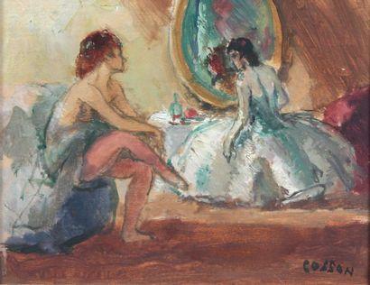 Marcel COSSON (1878-1956)