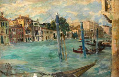 Edy LEGRAND (Bordeaux 1892-Bonnieu 1970)