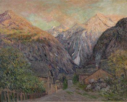 Maxime MAUFFRA (1861-1918)