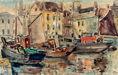 Pierre de BELAY (1890-1947)